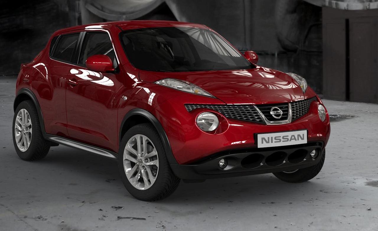 Nissan Juke 2012 года выпуска