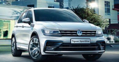 Volkswagen Tiguan Sportline
