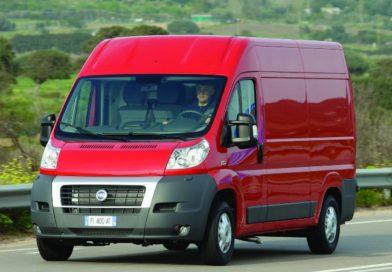 Фиат грузовой фургон