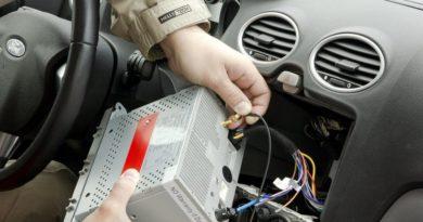 Установка магнитолы на автомобиль