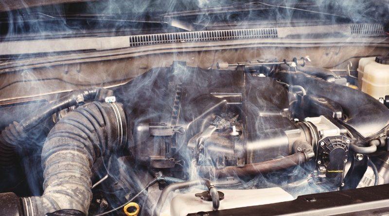 Кипит двигатель