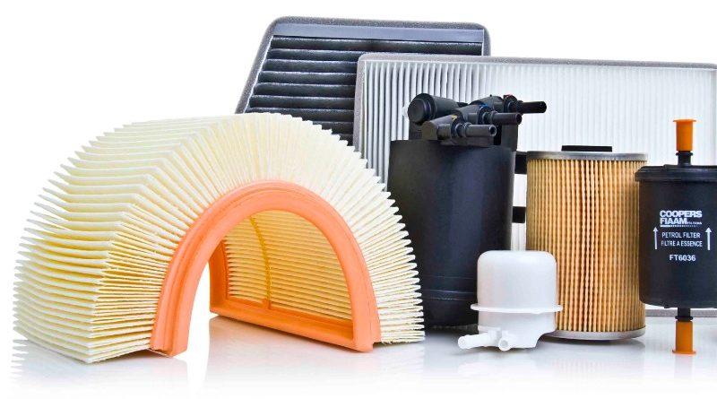 Масляные и воздушные фильтры для авто