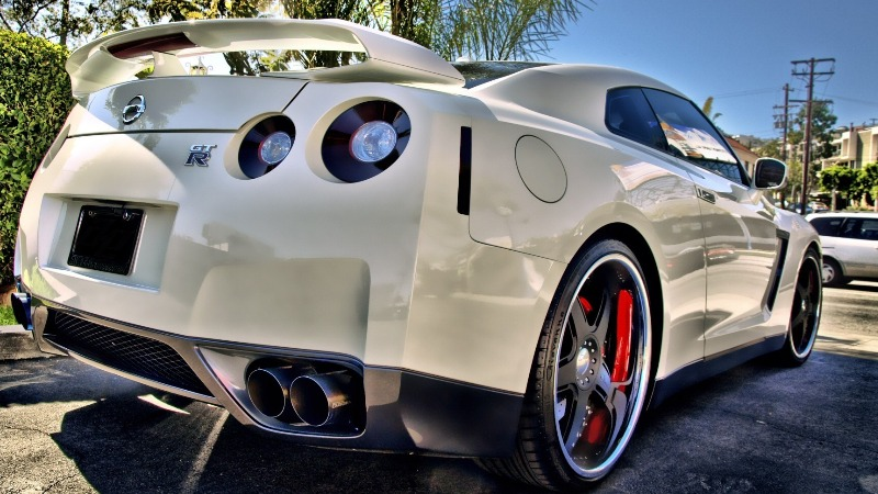 Тюнинг Nissan GTR