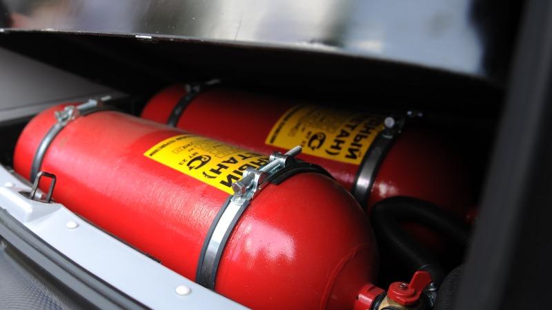 Переводим автомобиль на сжиженный газ