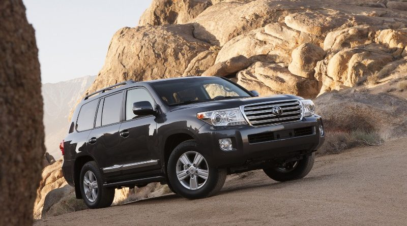 История создания «Toyota Land Cruiser»