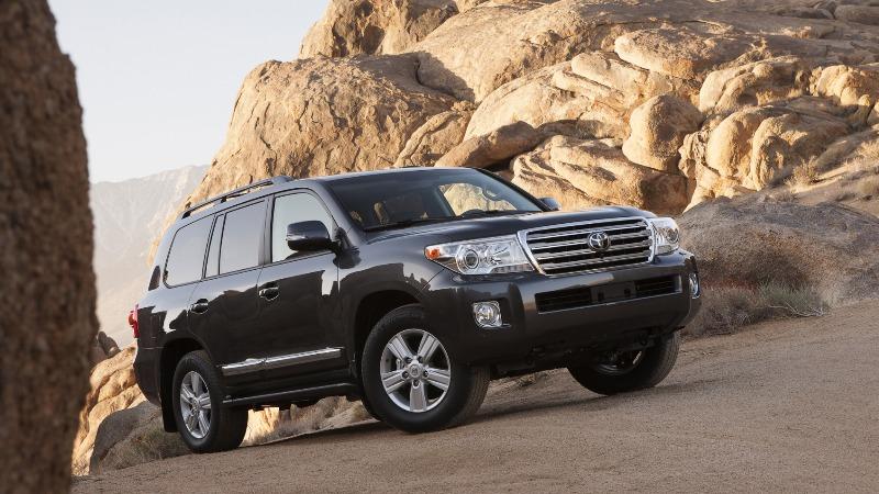 История создания «Toyota Land Cruiser»