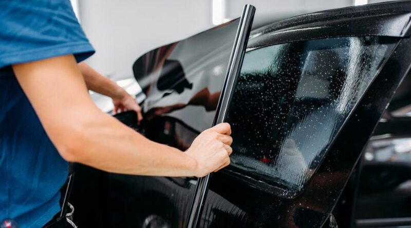 Защитная пленка для автомобиля