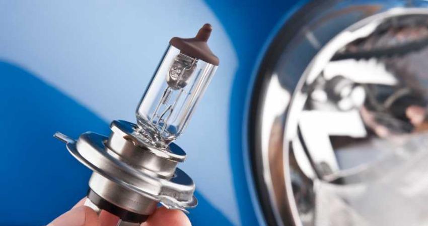 Замена галогенных источников света