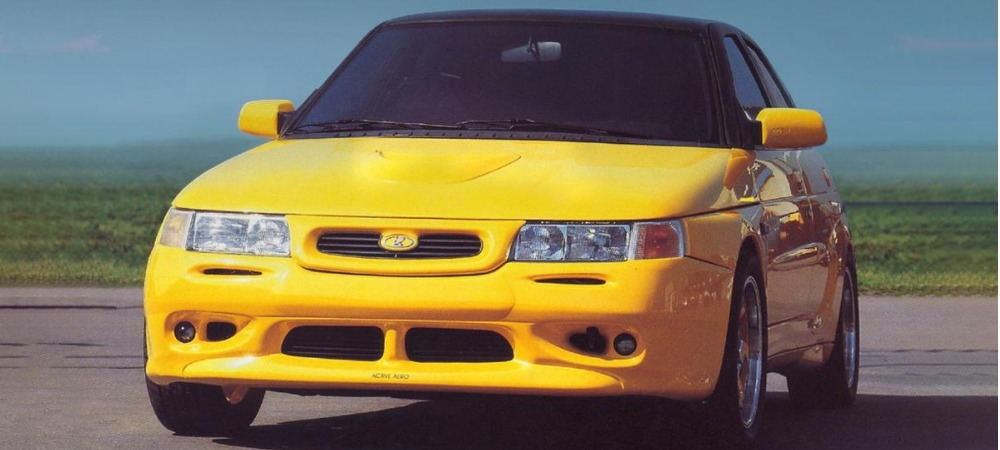 ВАЗ 21106 GTI