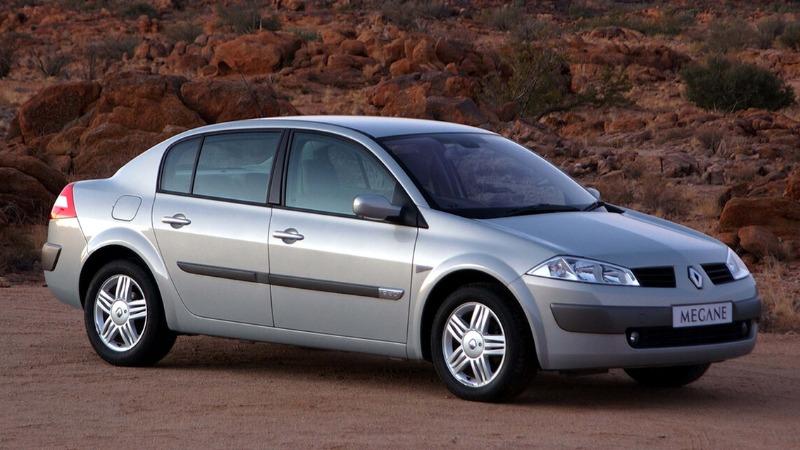 Рено Меган 2003 седан