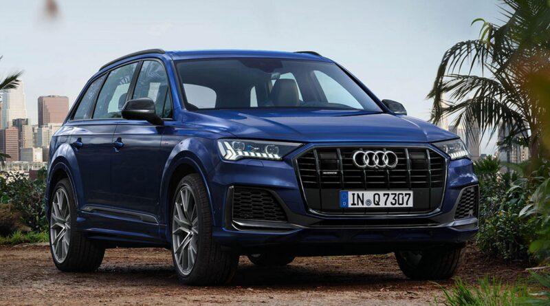 Audi Q7 (Ауди Ку7)