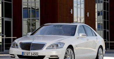 Mercedes S-Class W221 – краткий обзор