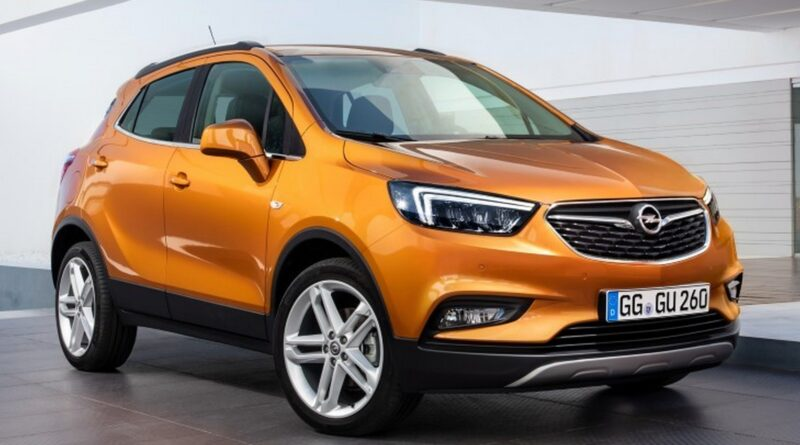 Opel Astra (Опель Астра)
