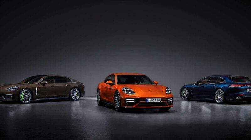 Porsche Panamera - комплектации и характеристики