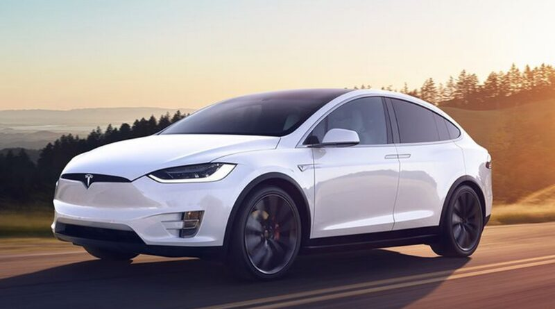 Tesla Model X 2021 — новый автомобиль от Тесла