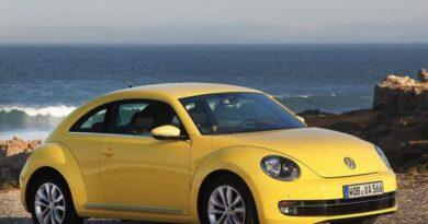 Volkswagen Beetle 2020