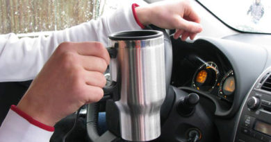 Кружка-термос в автомобиль