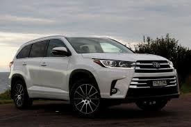 Обзор нового автомобиля Toyota Kluger