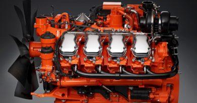 Дизельный двигатель v8