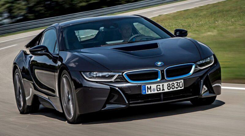 BMW i8 2020 комплектации, батарея, разгон до 100 км