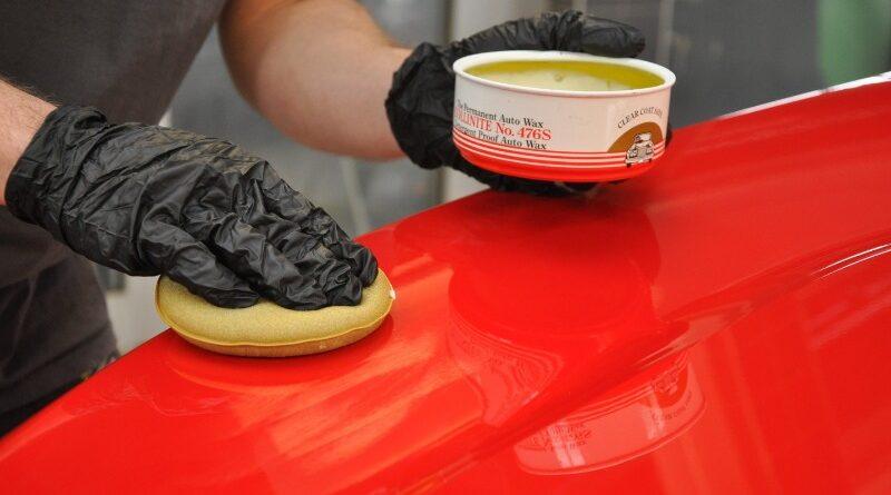 Самостоятельная полировка автомобиля воском